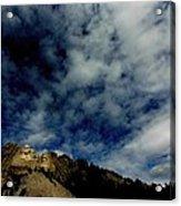 Mount Rushmore South Dakota Acrylic Print
