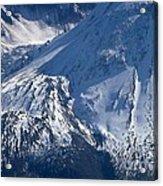 Mount Saint Helens Cauldera  Acrylic Print