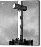 Mount Soledad Cross 2 Acrylic Print