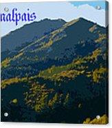Mount Tamalpais 2013 Acrylic Print