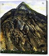 Mount Teide Tenerife  Acrylic Print