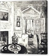 Mount Vernon Original Acrylic Print