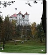 Mount Washington Hotel - Bretton Woods Acrylic Print