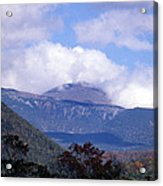 Mount Washington Acrylic Print