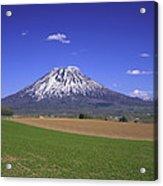 Mount Yotei Volcano Hokkaido Acrylic Print