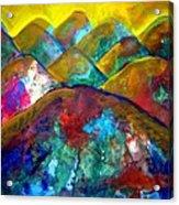 Mountain 120927-3 Acrylic Print