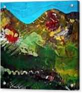 Mountain 130125-1 Acrylic Print