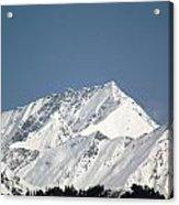 Mountain Of Peace - Himalayas Acrylic Print