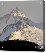 Mountain Peaks, Argentina Acrylic Print