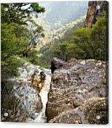 Mountain River Acrylic Print