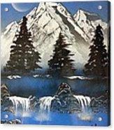 Mountain Splendor Acrylic Print