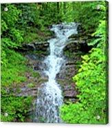 Mountain Waterfall I Acrylic Print