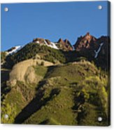 Mountains Co Sievers 1 Acrylic Print