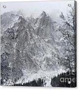 Mountains Of Austria Acrylic Print