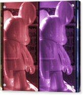 Mouse X4 Acrylic Print