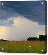 Mouth Of The Storm Acrylic Print