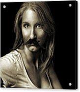 Movember Sixth Acrylic Print