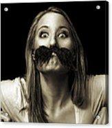 Movember Twelfth Acrylic Print
