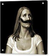 Movember Twentyfirst Acrylic Print