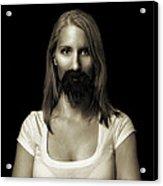 Movember Twentysecond Acrylic Print
