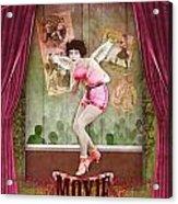 Moxie Acrylic Print