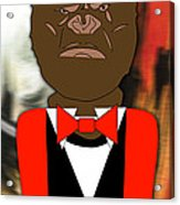 Mr Ape Acrylic Print