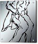 Mr. Bojangles Acrylic Print