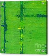 Mr. Green Acrylic Print