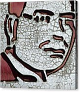 Mr Joe Acrylic Print