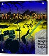 Mr Mojo Risin Acrylic Print