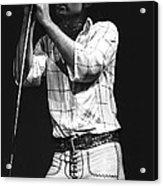 Bad Company Live In 1977 Acrylic Print