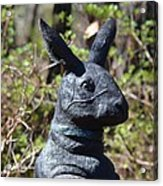 Mr Rabbit 2 Acrylic Print