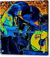 Mrdog #40 In Cosmicolors Acrylic Print