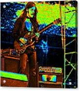 Mrdog #84 In Cosmicolors 2 Acrylic Print