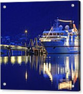 Ms Hanseatic Acrylic Print
