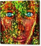 Ms.woods Acrylic Print