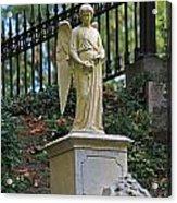 Mt Auburn Cemetery 3 Acrylic Print