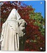 Mt Auburn Cemetery 8 Acrylic Print