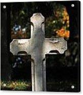 Mt Auburn Cemetery 9 Acrylic Print
