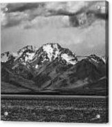 Mt. Cook Acrylic Print