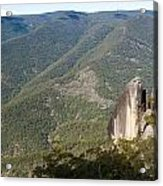 Mt Gilbrator Np - The Pinnicals Acrylic Print