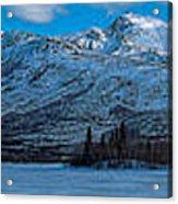 Mt. Healy Acrylic Print