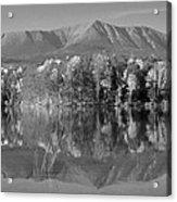 Mt Katahdin Baxter State Park Fall Acrylic Print