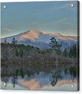 Mt Lafayette Reflections Acrylic Print
