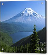Mt. Saint Helens Acrylic Print