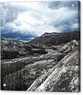 Mt. St. Helen's National Park 3 Acrylic Print