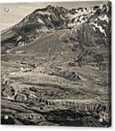 Mt. St. Helens Acrylic Print