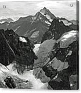 Mt. Titlis Acrylic Print