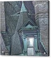 Mt Vernon Mystery Acrylic Print