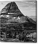Mt. Wilbur-hidden Lake Acrylic Print
